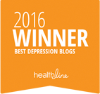 2016 Winner HealthLine Best Depression Blogs